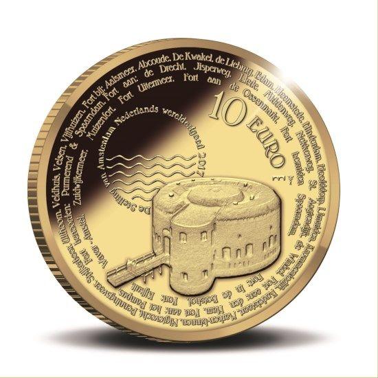 10 Euro goud