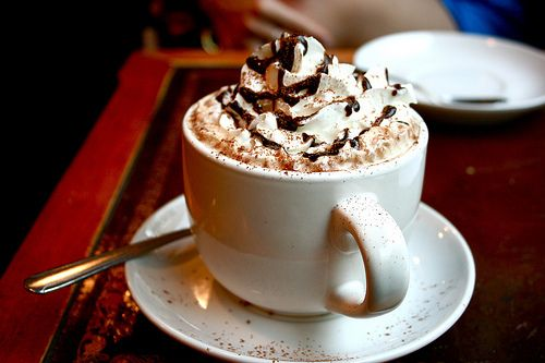 yummy hot chocolate - Google Search