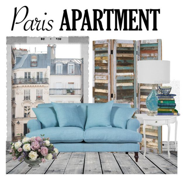 """Turquoise"" by sparrows-and-poppy on Polyvore featuring interior, interiors, interior design, home, home decor, interior decorating, Haussmann, Polaroid, Wallace and FabFunky"