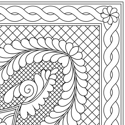 Acolchar a maquina patchwork patterns