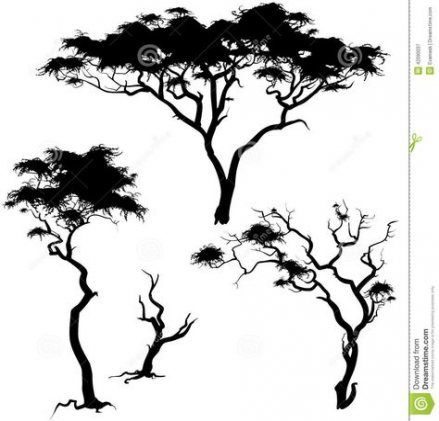 African tree silhouette backgrounds 70+ super Ideas in ...