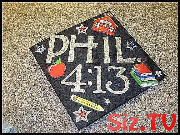 decorated graduation cap for elementary education #Cap #cute #decorated #Education #Elementary