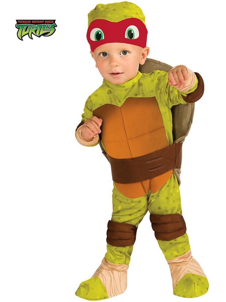 Toddler Raphael Ninja Turtle's Costume | Wholesale TV and Movie Costumes for Babies, Infants & Toddlers
