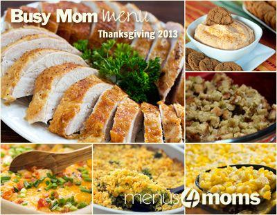 Best 25+ Traditional thanksgiving dinner menu ideas on Pinterest - dinner menu