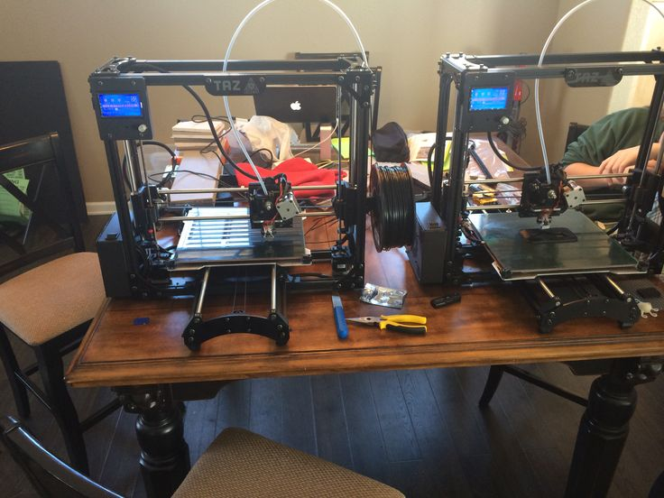 mc squares : Why We Dumped A Commercial Resin Printer For A Hobbyist FDM Printer On Our Prototypes