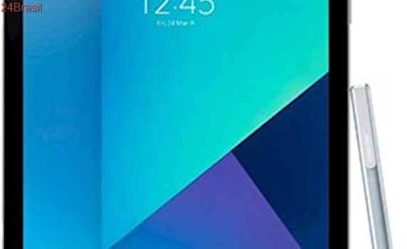 Tablet Samsung Galaxy Tab S3 é lançado no Brasil por R$ 3 mil