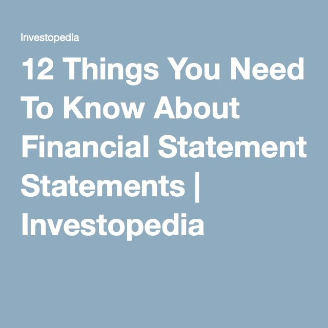 The 25+ best Financial statement ideas on Pinterest Financial - financial statements