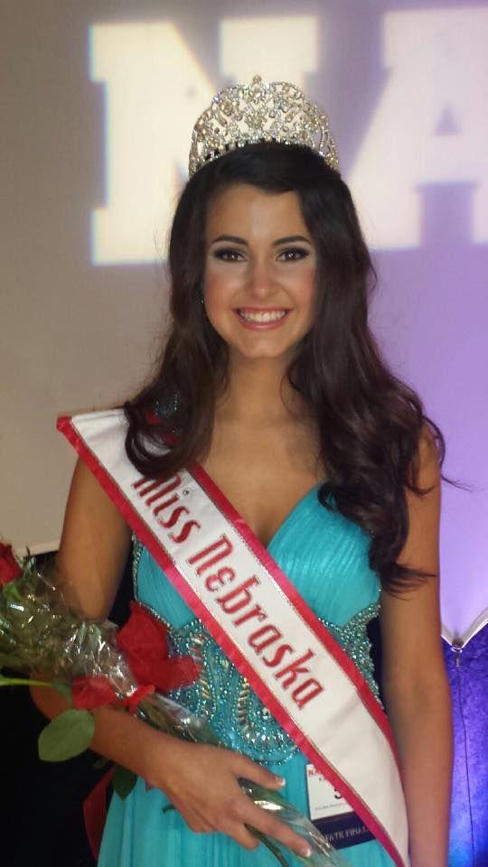 Introducing Miss Nebraska Jr.Teen Kaitlyn Rozeboom!
