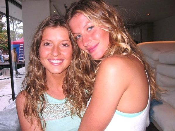 7 famous celebrity with twins - Gisele Bundchen
