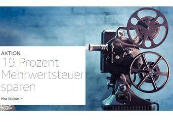 Amazon: 19 Prozent Rabatt auf eine DVD- oder Blu-ray nach Wahl https://www.discountfan.de/artikel/technik_und_haushalt/amazon-19-prozent-rabatt-auf-eine-dvd-oder-blu-ray-nach-wahl.php Bei Amazon gibt es ab sofort und nur für eine Woche 19 Prozent Rabatt auf eine DVD oder Blu-ray nach Wahl – mit dabei sind auch zahlreiche Komplettboxen. Amazon: 19 Prozent Rabatt auf eine DVD- oder Blu-ray nach Wahl (Bild: Amazon.de) Um die 19 Prozent Rabatt auf DVDs und Blu-rays bei..