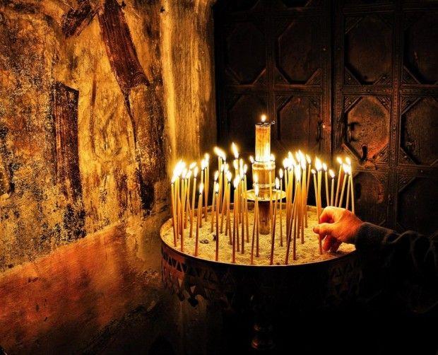 H νυχτερινή Προσευχή καθαρίζει τη σκουριά των αμαρτιών μας