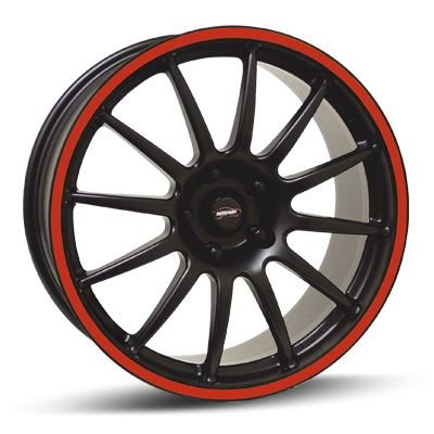"Team Dynamics PRO Race 1.25 Available in an awesome range of fitments from 13"" to 18"" and super light weight. The 1.2S is a classic motorsport design"