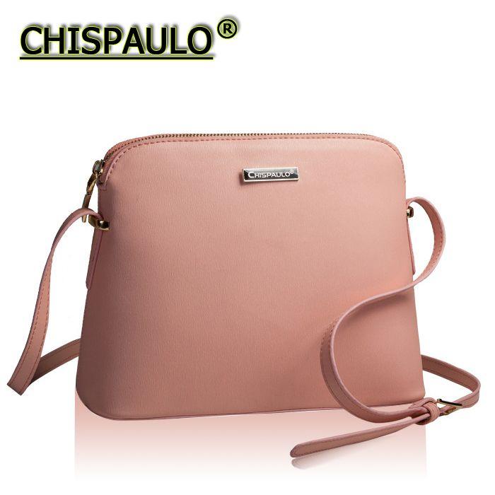 CHISPAULO // Crossbody Bags Women Leather Messenger Famous Brand Bag For Summer Bolsa Feminina One Shoulder Women-messenger-bag