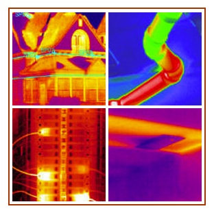 Thermal Imaging for HVAC Energy Conservation: Organization, Imaging Surveys, Energy Loss, Energy Conservation, Hvac Energy, Infrared Heat, Thermal Imagery