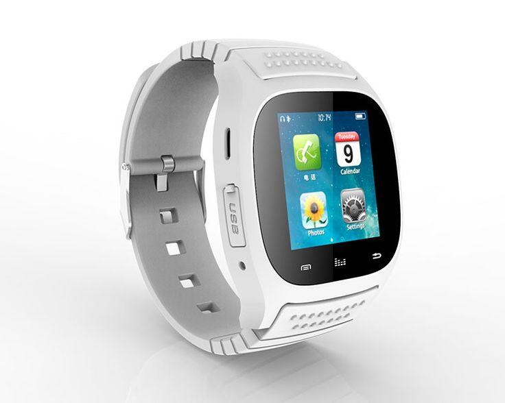Carácteristicas:  -Pantalla: 1.4 -Resolución :128x128. -Bluetooth :3.0 para android. -Bateria: 230 mAh li-ion. -Tiempo de autonomía: 72 horas aprox. -Resistente a las gotas de agua. -controlador de pasos. -controlador de calorias. -Manos libres para Smartphone. -Avisador de recepción de SMS/MMS desde tu Smartphone. -Música. -Cámara remota. -Alarma. -Cronómetro. -Bloqueo. -Fecha/hora. -Vibración. -Barómetro. -Altimetro.