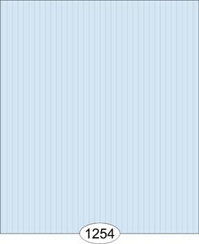 Wallpaper - Shirt Stripe - Blue on Blue