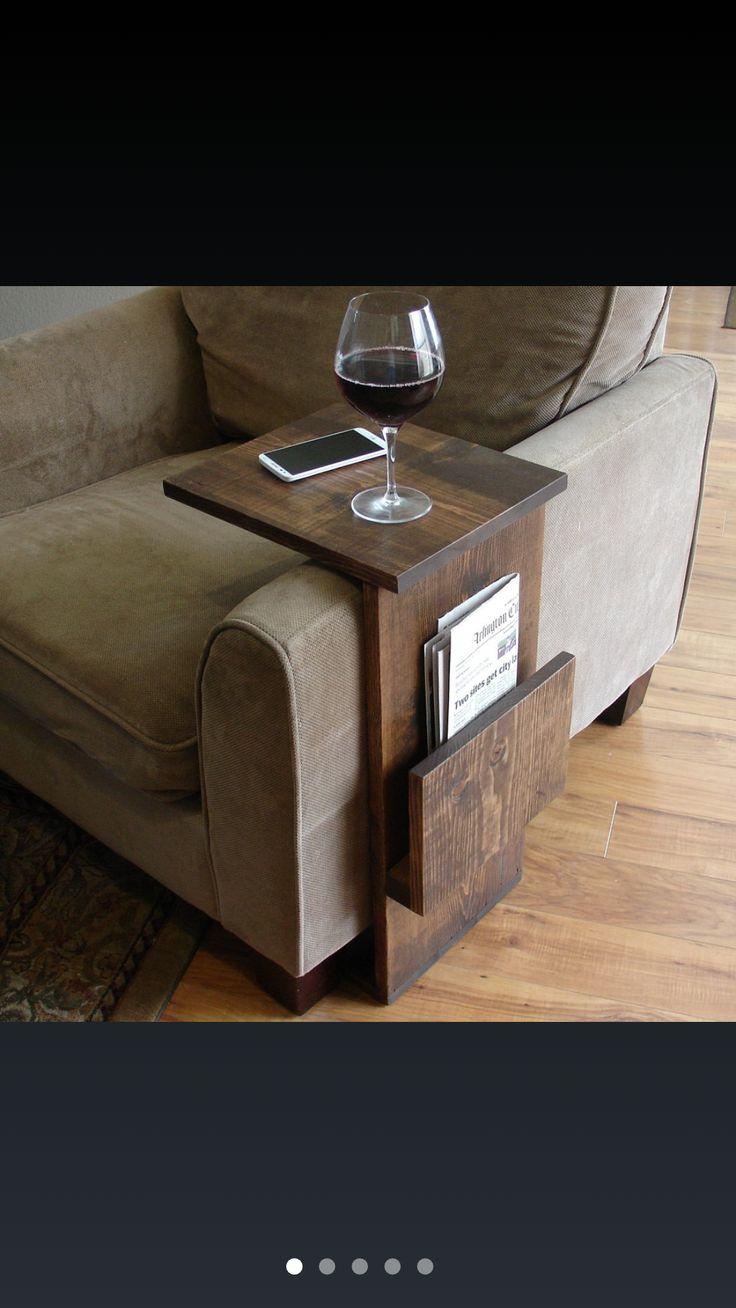 couch book storage slim