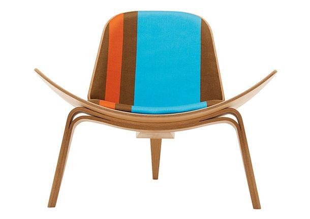 Кресло, дизайн Ханс Вегнер и Пол Смит