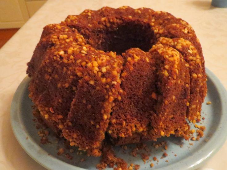 Sumin sörsselit: Gluteeniton Paholaisen kakku
