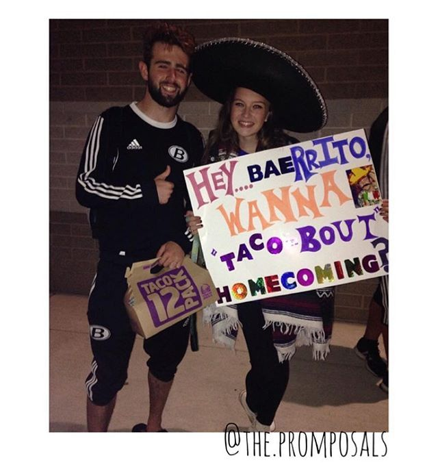 "Taco Bell 12 pack Tag your ""bae"" Photo credit to @zuerchergrace"