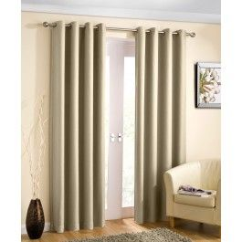 Wetherby Cream Eyelet Curtains from £41.50