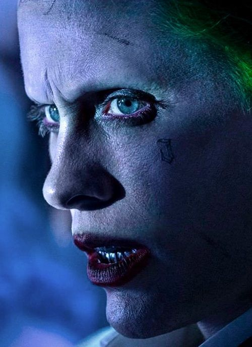Imagem de jared leto, joker, and suicide squad