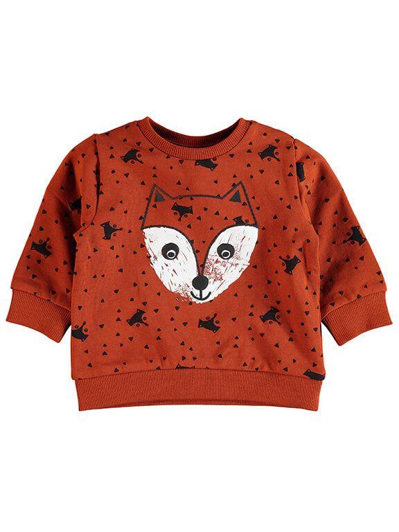 Funny Fox Sweatshirt