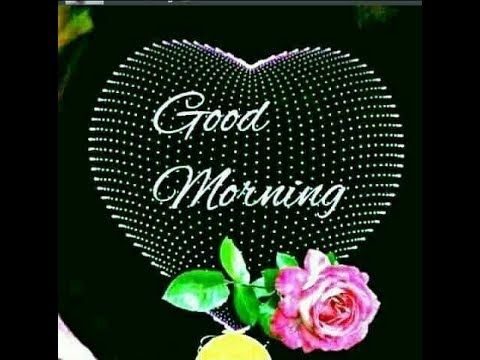 GOOD MORNING video - Whatsapp, Wishes, Quotes, Message, Greetings - YouTube