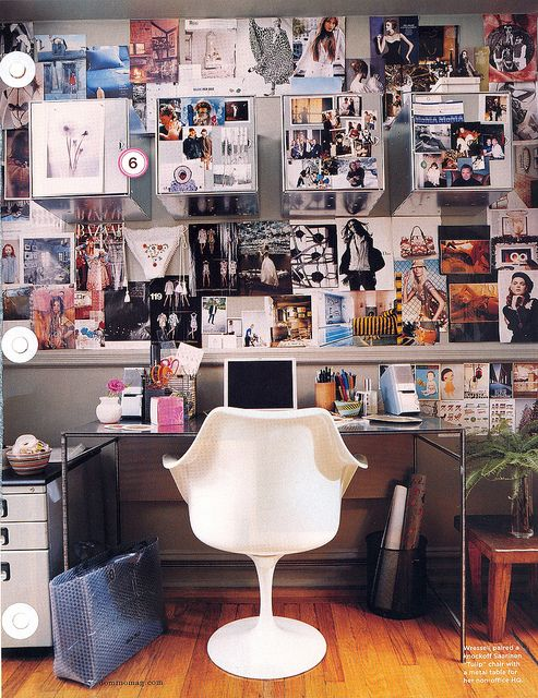 """Domino Magazine was one of the best pieces of monthly reading. I still mourn it's passing but found an album of old pics on Flickr and am slightly enlivened. Domino mag courtesy of flickr.com """"The Domino Magazine Files"""""""