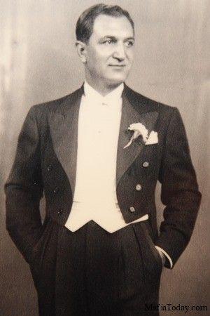 """Joe"""" Bananas"""" Bonanno (1905-2002), boss of the Bonanno family from 1931-1965."""