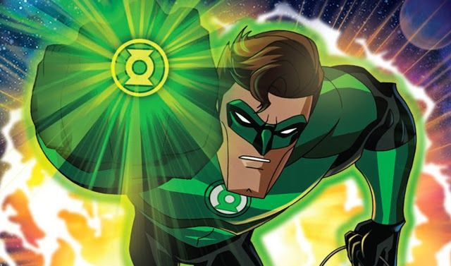 DC Universe Animated Original Movies - Green Lantern: First Flight | Warped Factor - Words in the Key of Geek.