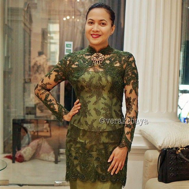 Vera Kebaya @modifikasi baju kurung