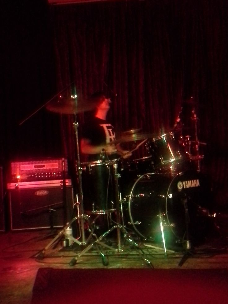 #TBT- Hail The Sun & Stolas At Crowbar In Tampa 9/16/2014