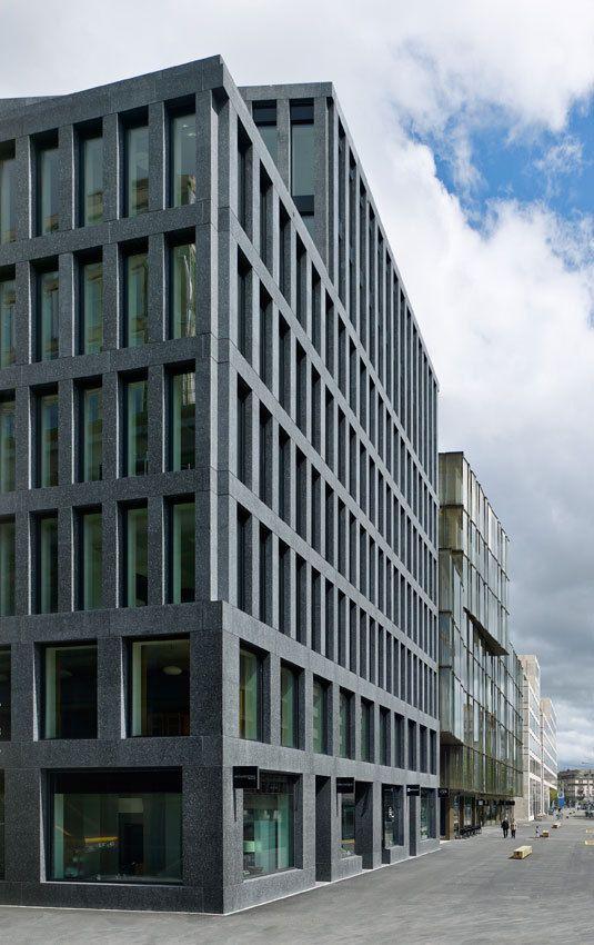 EUROPAALLEE 21. Eisgasse House MAX DUDLER ARCHITEKT