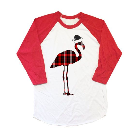 17 best images about flamingo christmas on pinterest for Womens christmas flannel shirt