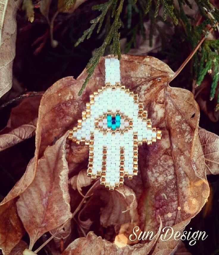 Fatma Ananın Eli #miyuki #beads #bracelets #hamsa #fatmananineli #bileklik #boncuk #fashion #moda #tasarim #taki #ugur #bereket #sans #kolye #endless #love