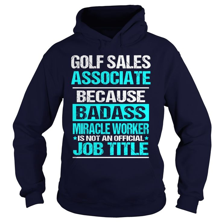 Golf Sales Associate ==> You want it? #Click_the_image_to_shopping_now