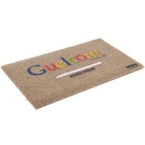 """Felpudo """"Guelcom"""" (Google) / Guelcom Doormat · Tienda de Regalos originales UniversOriginal"""