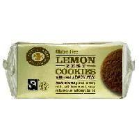 Poza Biscuiti bio cu coaja de lamaie, fara gluten, 150 g