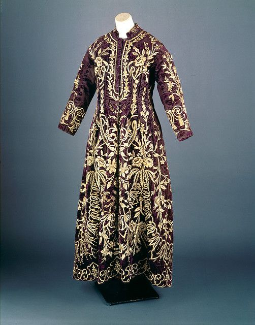19th Century Turkish Wedding Dress