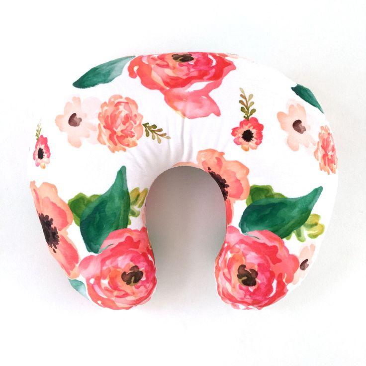 Boppy Cover Floral Dreams. Boppy. Nursing Pillow. Boppy Pillow Cover. Boppy Slipcover. Minky Boppy Cover. Floral Boppy Cover. by iviebaby on Etsy https://www.etsy.com/listing/249800220/boppy-cover-floral-dreams-boppy-nursing