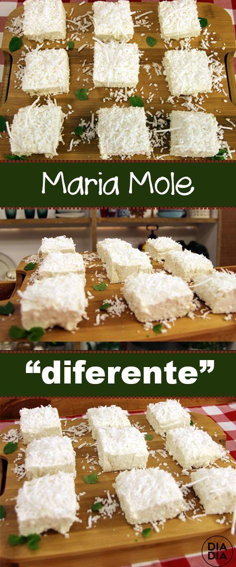 Maria Mole - Diferente