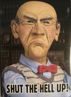 Jeff Dunham on Pinterest | Peanuts, Comedians and Puppets