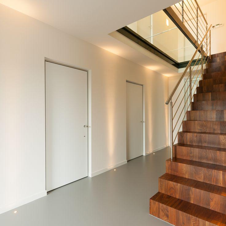 moderne blokdeuren wit #blokdeuren