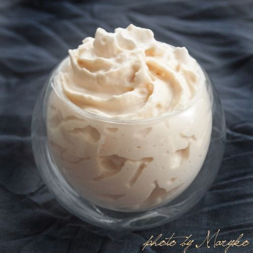 Mousse Caramel beurre salé