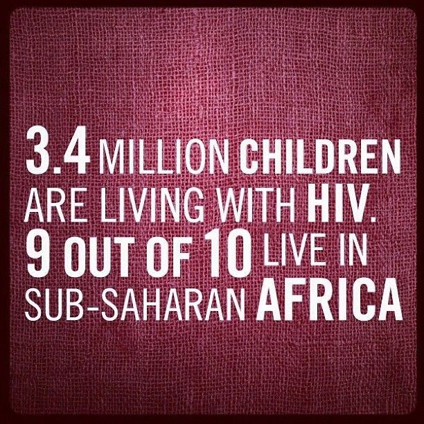 10 FACTS About HIV AIDS