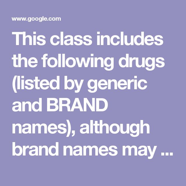 This class includes the following drugs (listed by generic and BRAND names), although brand names may vary: ciprofloxacin (CIPRO, CILOXAN) enoxacin (PENETREX) levofloxacin (LEVAQUIN) moxifloxacin (AVELOX) norfloxacin (NOROXIN, CHIBROXIN) ofloxacin(FLOXIN, OCUFLOX) Danger Zone: Fluoroquinolone Antibiotics | Benzodiazepine and ... www.psychmedaware.org/blog/fluoroquinolone-antibiotics.html