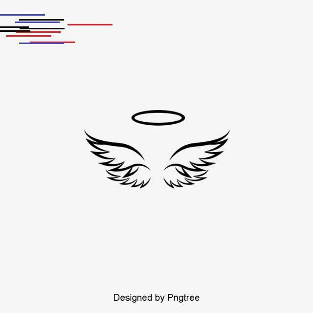Silhouette Design Of Simple Angel Wings Minimalist Black And White Silhouette Png Transparent Clipart Image And Psd File For Free Download Minimalist Black A