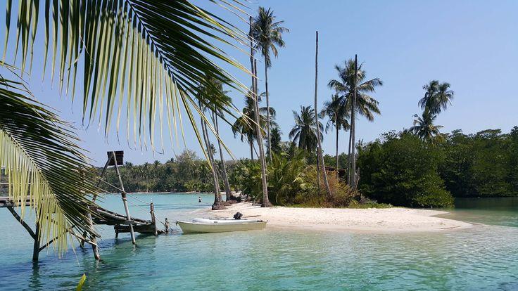 Koh Kood picture postcard beaches