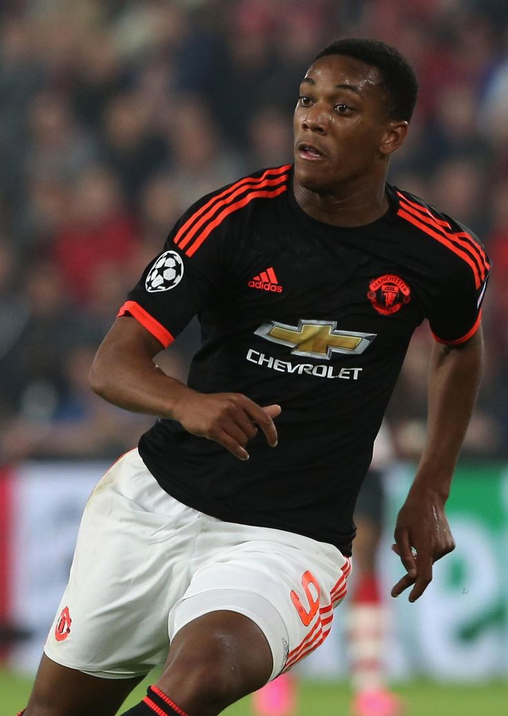 Anthony Martial, striker, France, Manchester United. This kid is going to lead the league in goals in 3-4 years.